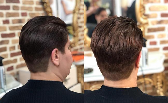 کوتاهی مو در کرج